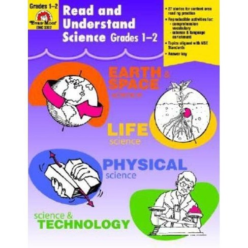 Read & Understand Science Grades 1-2 - (Read & Understand: Science) (Paperback) - image 1 of 1