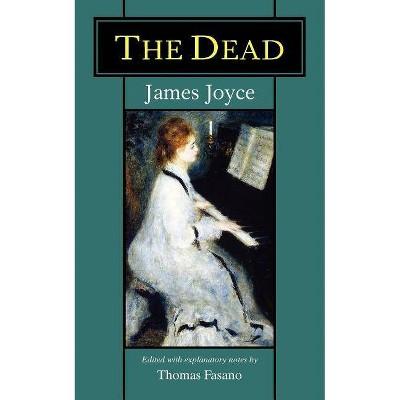 The Dead - by  James Joyce (Paperback)