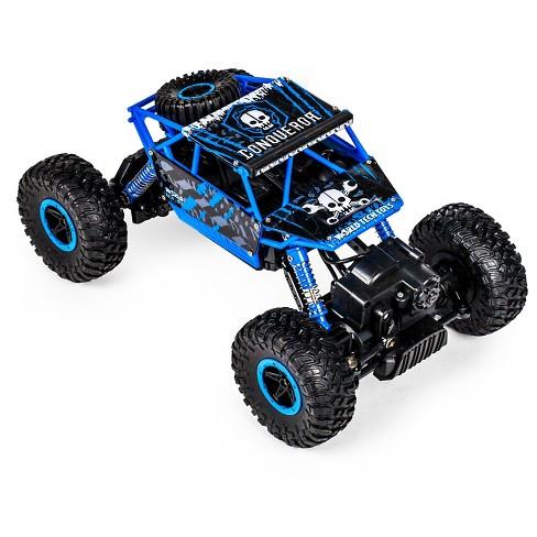 Conqueror 2.4Ghz 4x4 RC Rock Crawler 1 18   Target af8812db9a
