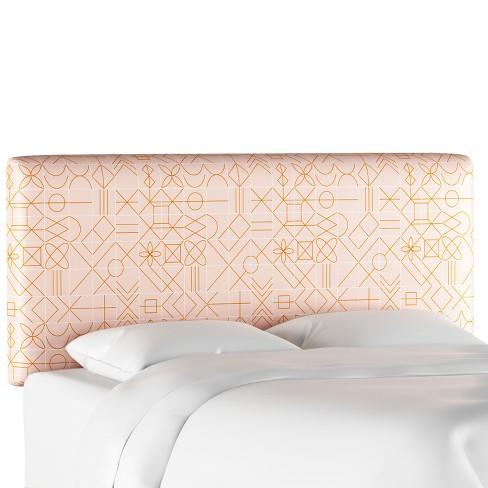 Upholstered Headboard - Designlovefest - image 1 of 4