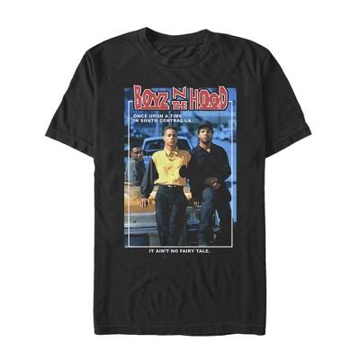 Men's Boyz n the Hood Movie Poster T-Shirt