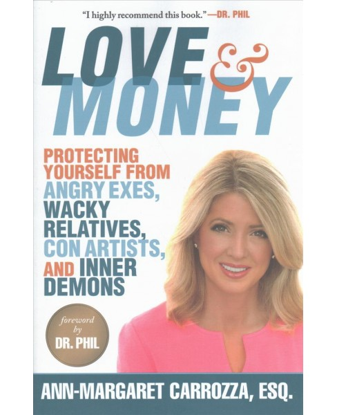 Love & Money : Protecting Yourself from Angry Exes, Wacky Relatives, Con Artists, and Inner Demons - image 1 of 1