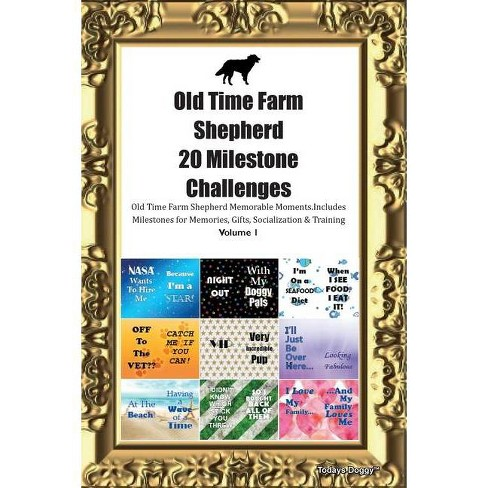 Old Time Farm Shepherd 20 Milestone Challenges Old Time Farm Shepherd Memorable Moments.Includes - image 1 of 1