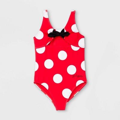 Girls' Disney One Piece Swimsuit