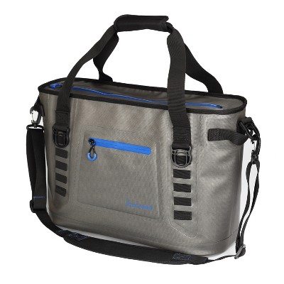 Ice Creek Welded Cooler Tote - Gray (24 Can)
