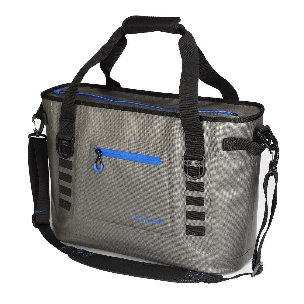 Image of Ice Creek Welded Cooler Tote - Gray (24 Can)