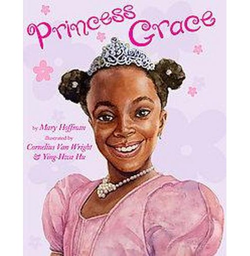 Princess Grace (Hardcover) by Mary Hoffman - image 1 of 1