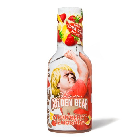 Amazon Golden Bear Strawberry Lemonade 16.9 oz - image 1 of 1