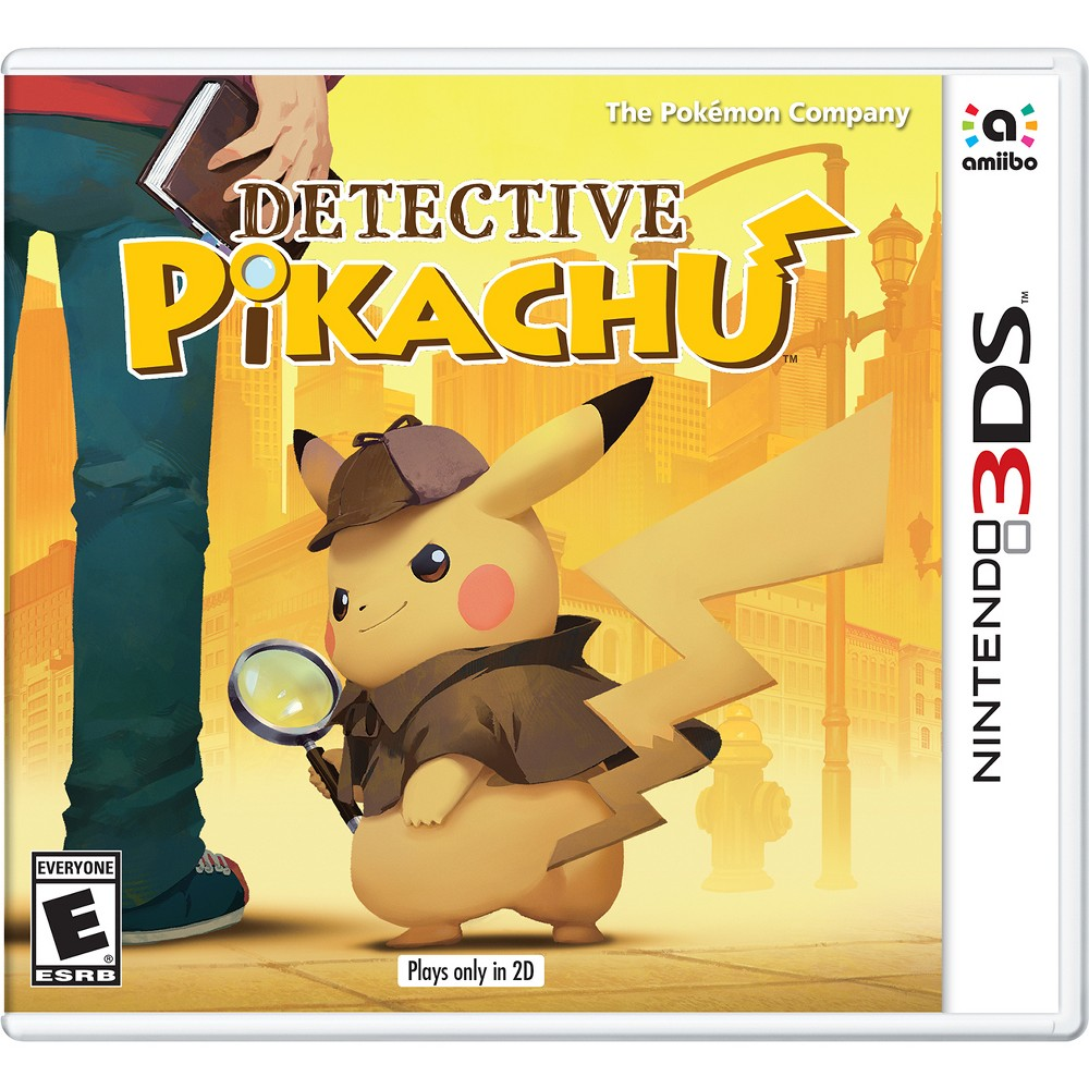 Nintendo 3ds Pikachu Compare Prices At Nextag New Xl Yellow Edition Detective