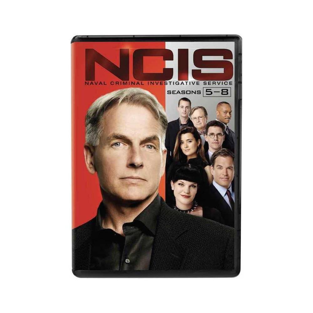 Ncis Seasons 5 8 Dvd 2021