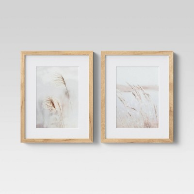 """(Set of 2) 11"""" x 14"""" Framed Wall Photo Print - Project 62™"""