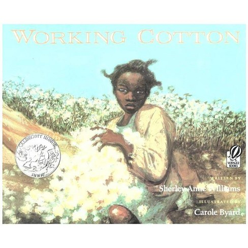 Working Cotton - by  Sherley Anne Williams (Paperback) - image 1 of 1