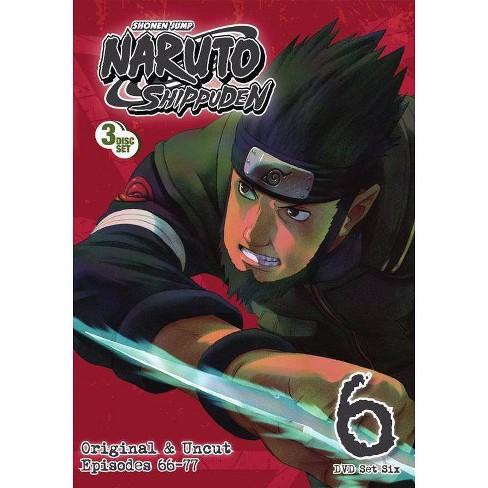 Naruto Shippuden: Box Set 6 (DVD)
