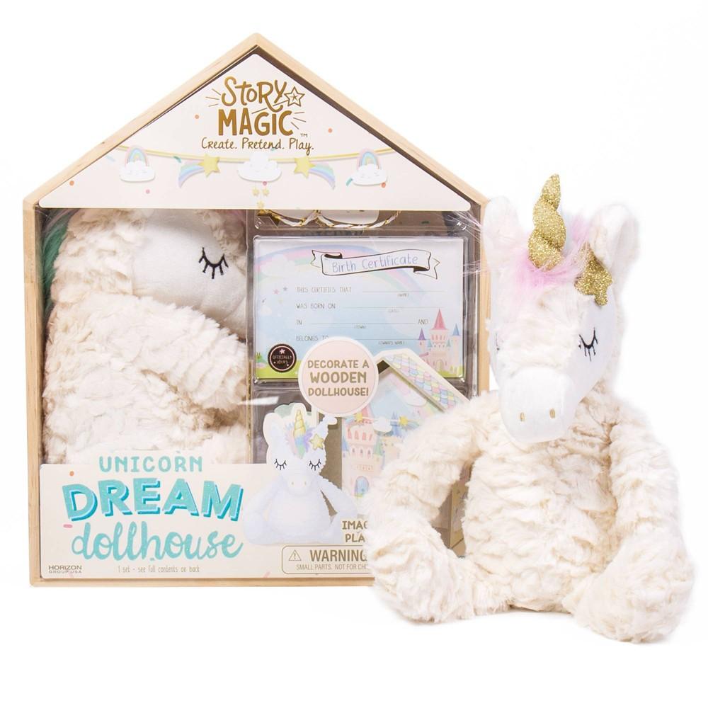 Promos Story Magic Unicorn Dream Dollhouse Set