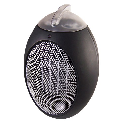 Cozy Products Eco-Save Compact Heater Black 750W ESH - image 1 of 2