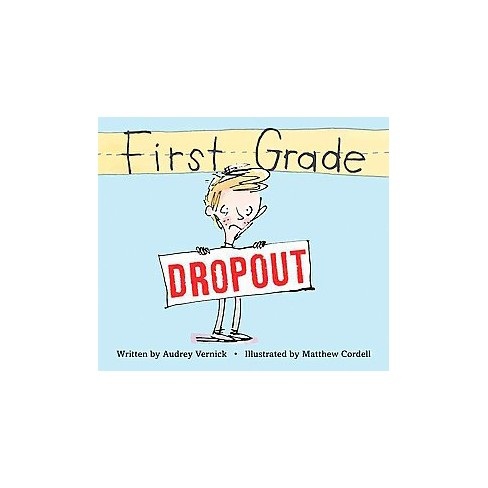 First Grade Dropout School And Library Audrey Target