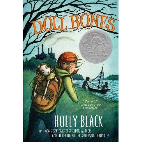 Doll Bones - by  Holly Black (Paperback) - image 1 of 1