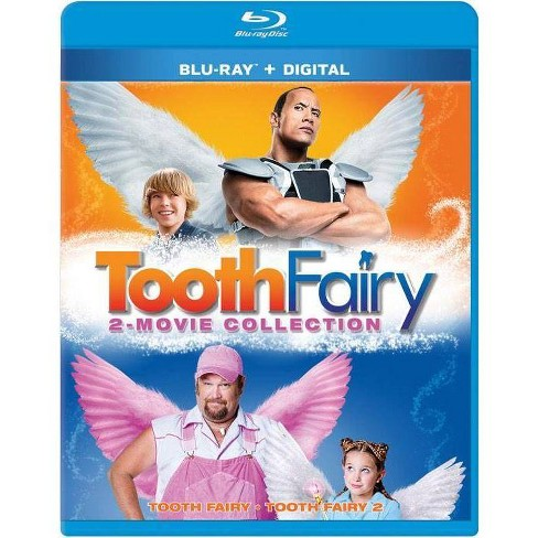 Tooth Fairy 1 & 2 (Blu-ray) - image 1 of 1