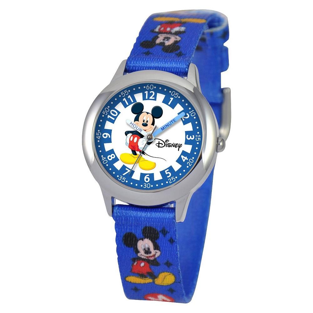 Boys Disney Mickey Watch Blue
