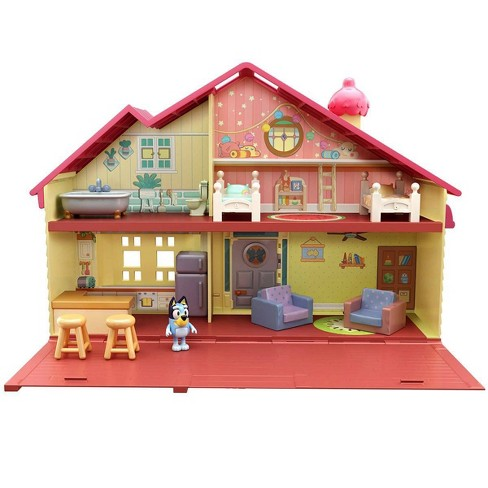 Bluey Family Home Playset - image 1 of 4
