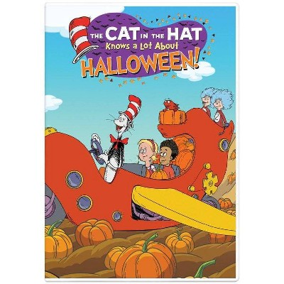 Cat In The Hat Knows A Lot About Halloween (DVD)(2016)