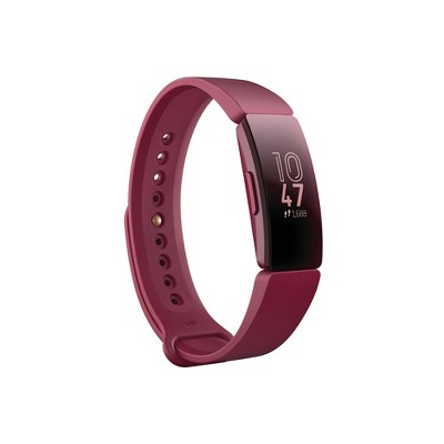 Fitbit Inspire Activity Tracker with Small & Large Band - Sangria