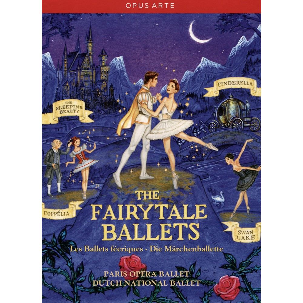 Fairytale Ballets (Dvd), Movies