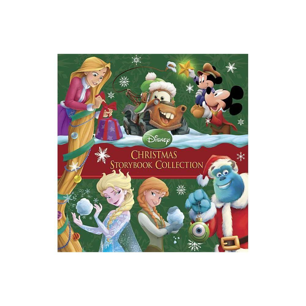 Disney Christmas Storybook Collection Disney Storybook Collections Hardcover By Disney Enterprises Inc