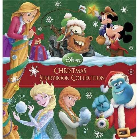 The Christmas Story Book.Disney Christmas Storybook Collection Disney Storybook Collections Hardcover By Disney Enterprises Inc