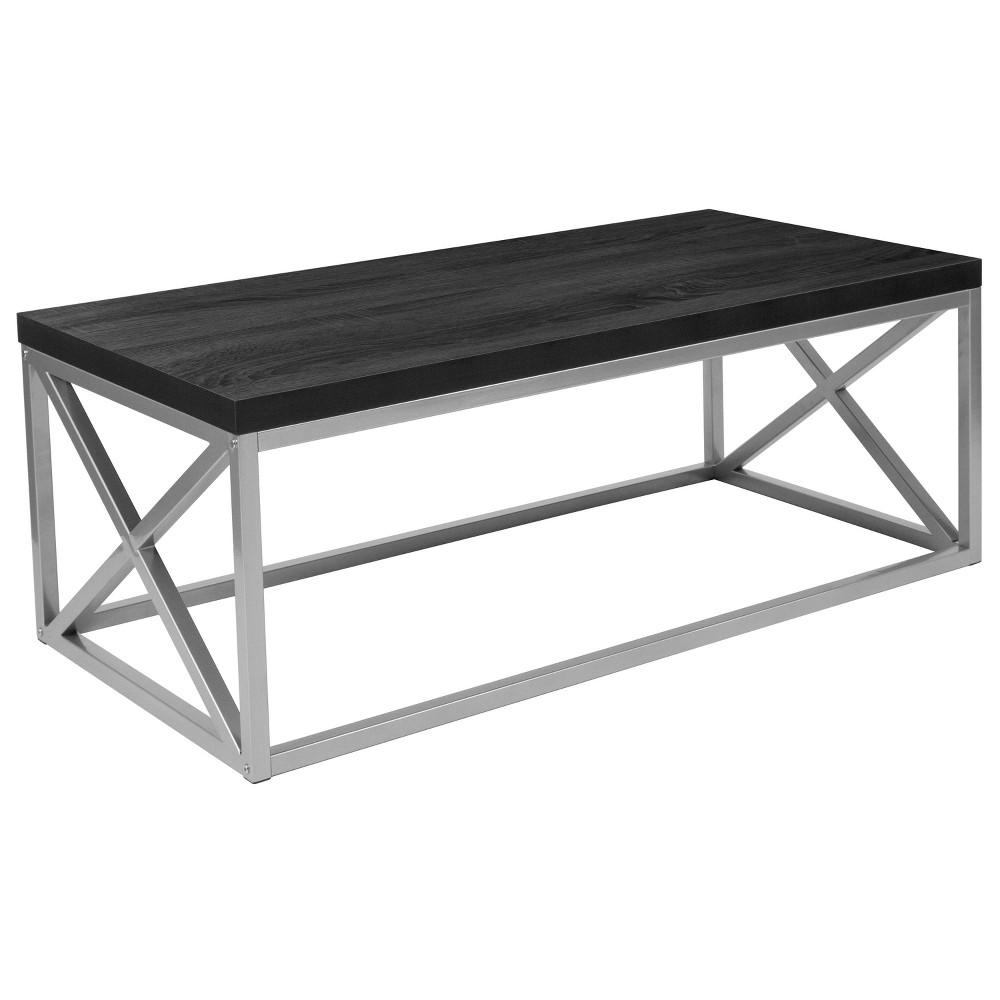 Park Coffee Table Black - Riverstone Furniture