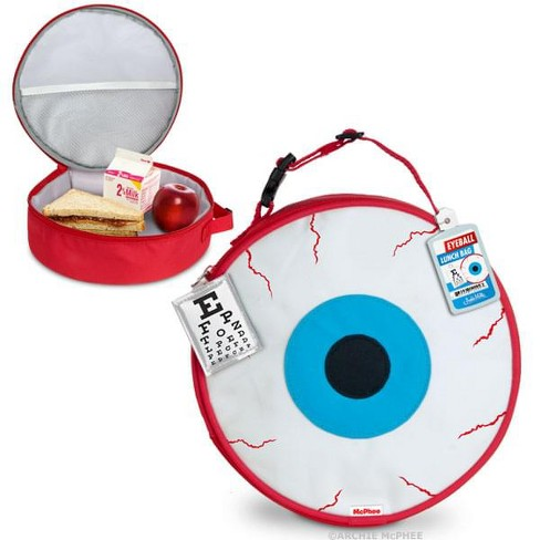 Accoutrements Eyeball Insulated Lunch Bag - image 1 of 1