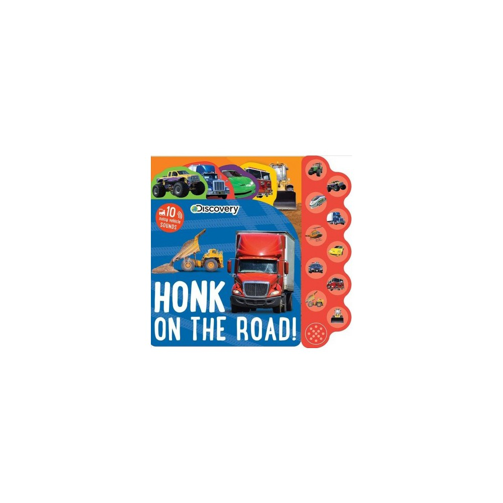 Honk on the Road! - Brdbk (Discovery) (Hardcover)