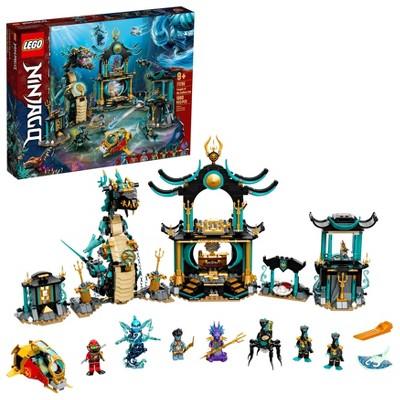 LEGO NINJAGO Temple of the Endless Sea 71755 Building Kit