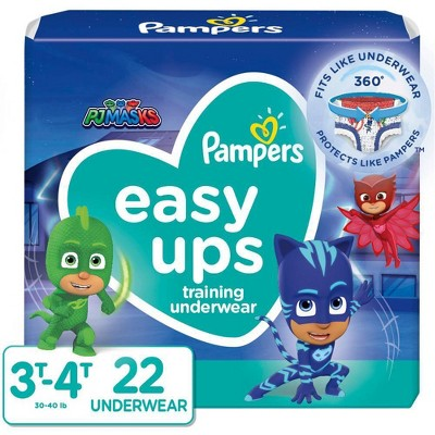 Diapers: Pampers Easy Ups Boys'