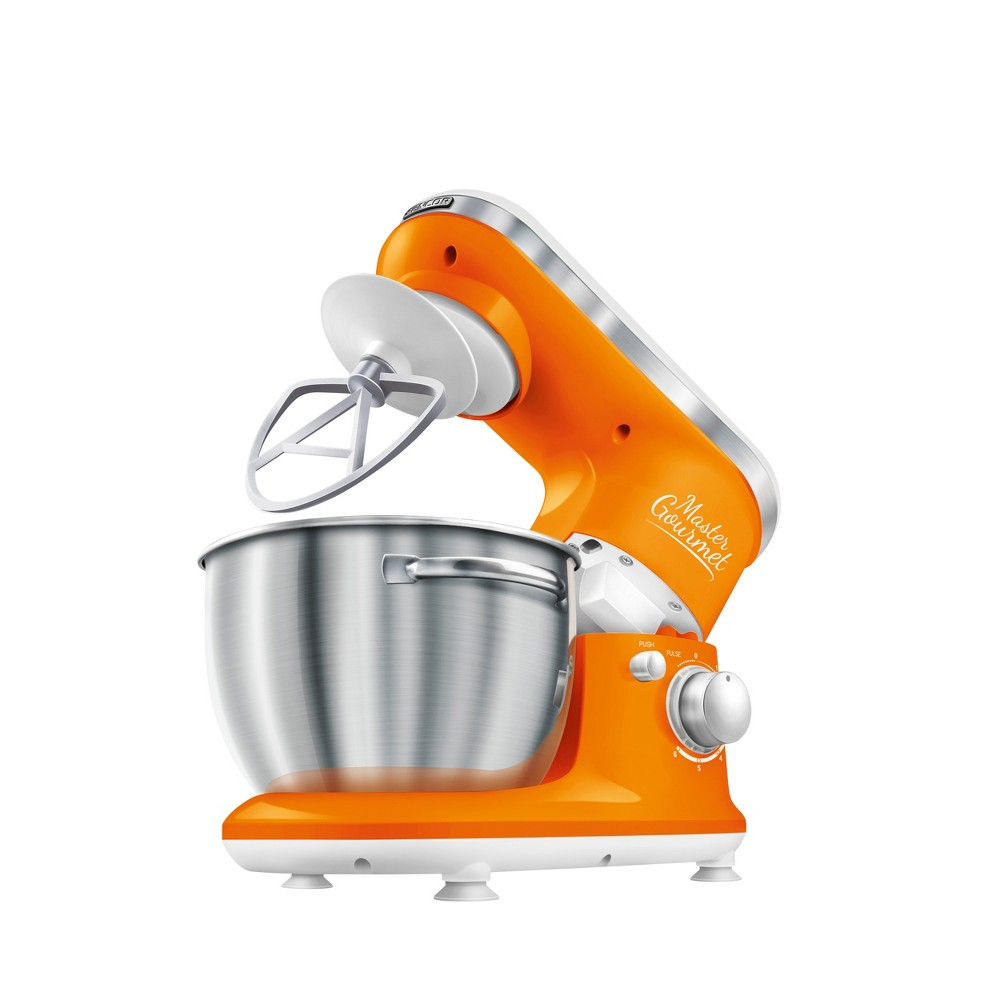 Sencor 4.2qt Stand Mixer – Orange 54288010
