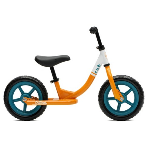 "Critical Cycles Cub Balance Bike - 12"" - Orange - image 1 of 1"
