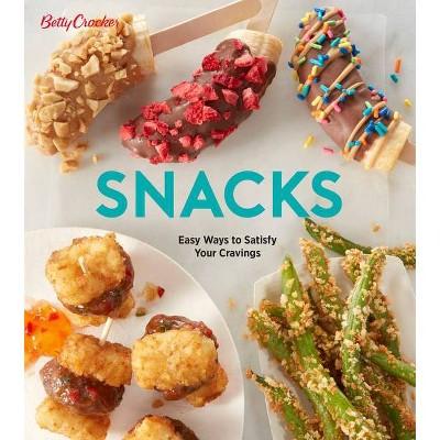 Betty Crocker Snacks - (Paperback)