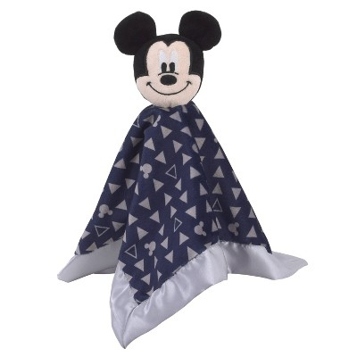 Disney Mickey Mouse Lovey Baby Security Blanket