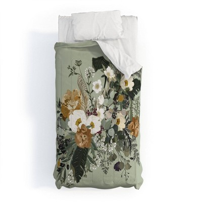 Iveta Abolina Paloma Midday 100% Cotton Comforter Set - Deny Designs