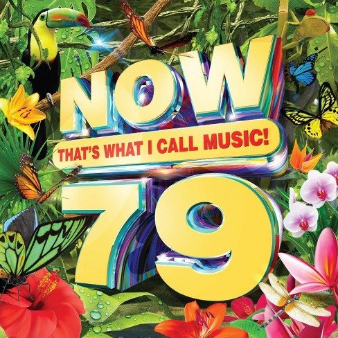 Various Artists - NOW That's What I Call Music! Vol. 79 (CD) - image 1 of 1
