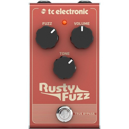 TC Electronic Rusty Fuzz Effect Pedal - image 1 of 1