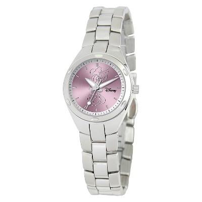 Women's Disney Minnie Mouse Fortaleza Watch - Silver
