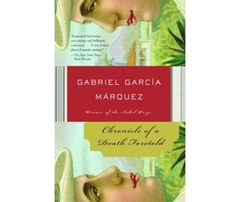 Chronicle of a Death Foretold (Reprint) (Paperback) (Gabriel Garcia Marquez) - image 1 of 1