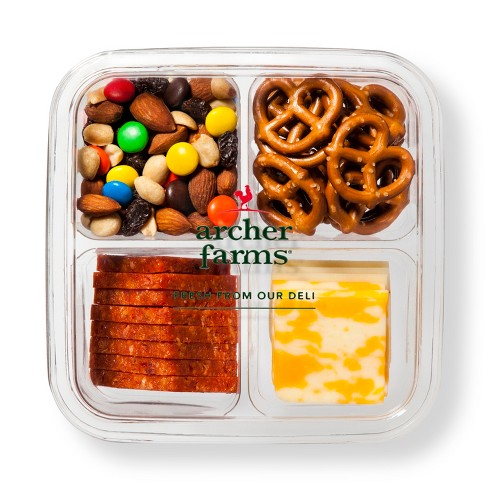 Meat and Cheese Snacker - Archer Farms™ - image 1 of 1