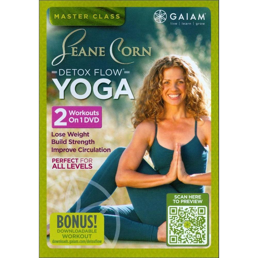 Seane Corn Detox Flow Yoga (Dvd)
