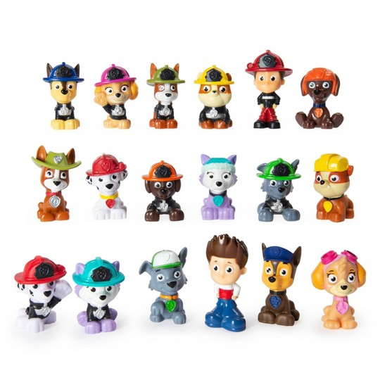 PAW Patrol Mini Rescue Collectible Blind Box Figure (Style May Vary) image number null