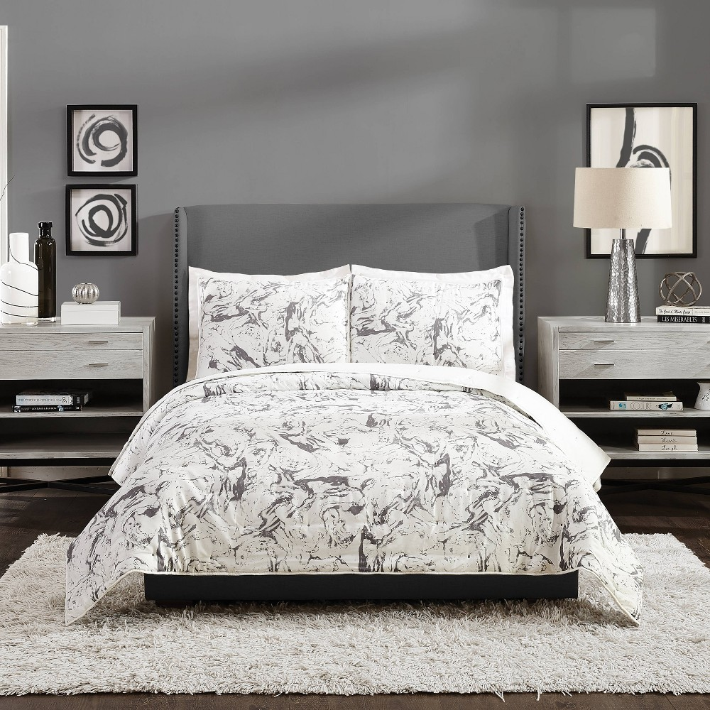 Image of King Marbleous Quilt - Ayesha Curry