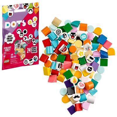 LEGO DOTS Extra DOTS – Series 4 DIY Craft Decorations Kit 41931