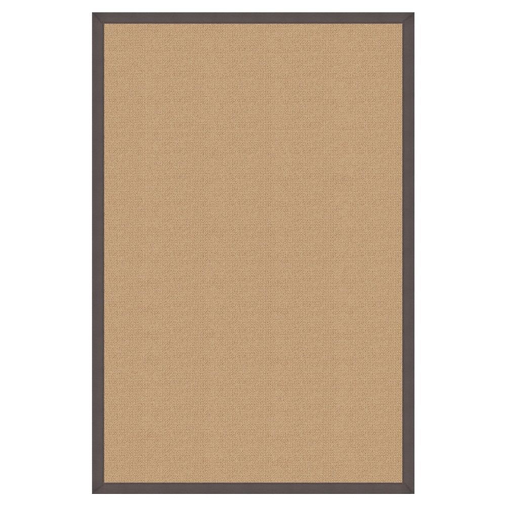 Athena Wool Area Rug - Sisal (5' X 8')