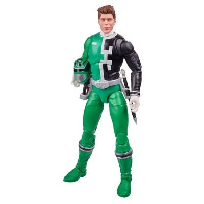 Power Rangers Lightning Collection S.P.D. Green Ranger Figure